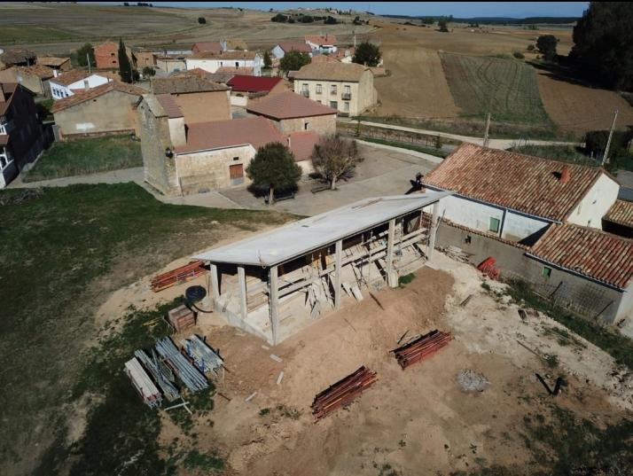 Adjudicada la segunda fase del centro social de Tejerizas